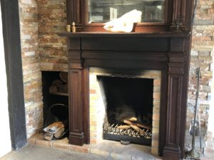 Fire Stove 暖炉