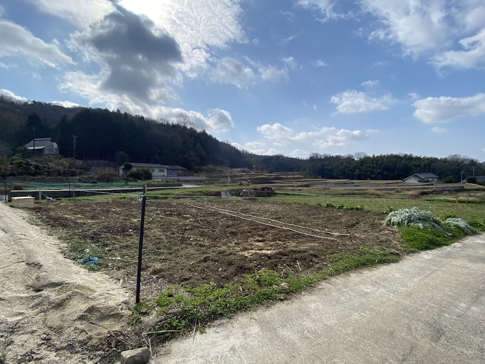 Organic Farm 進捗状況